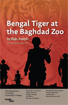 Bengal Tiger At The Baghdad Zoo (Brooklyn College 2015)
