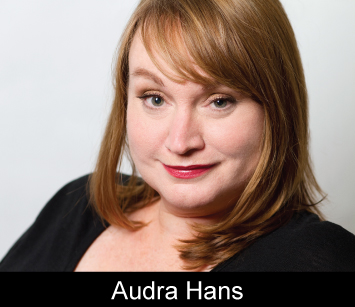 Audra Hans (Brooklyn College 2016)